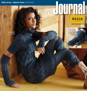 Regia Journal 002 Highland Tweed