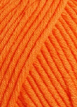 Merino 50 neon orange von Lang Yarns