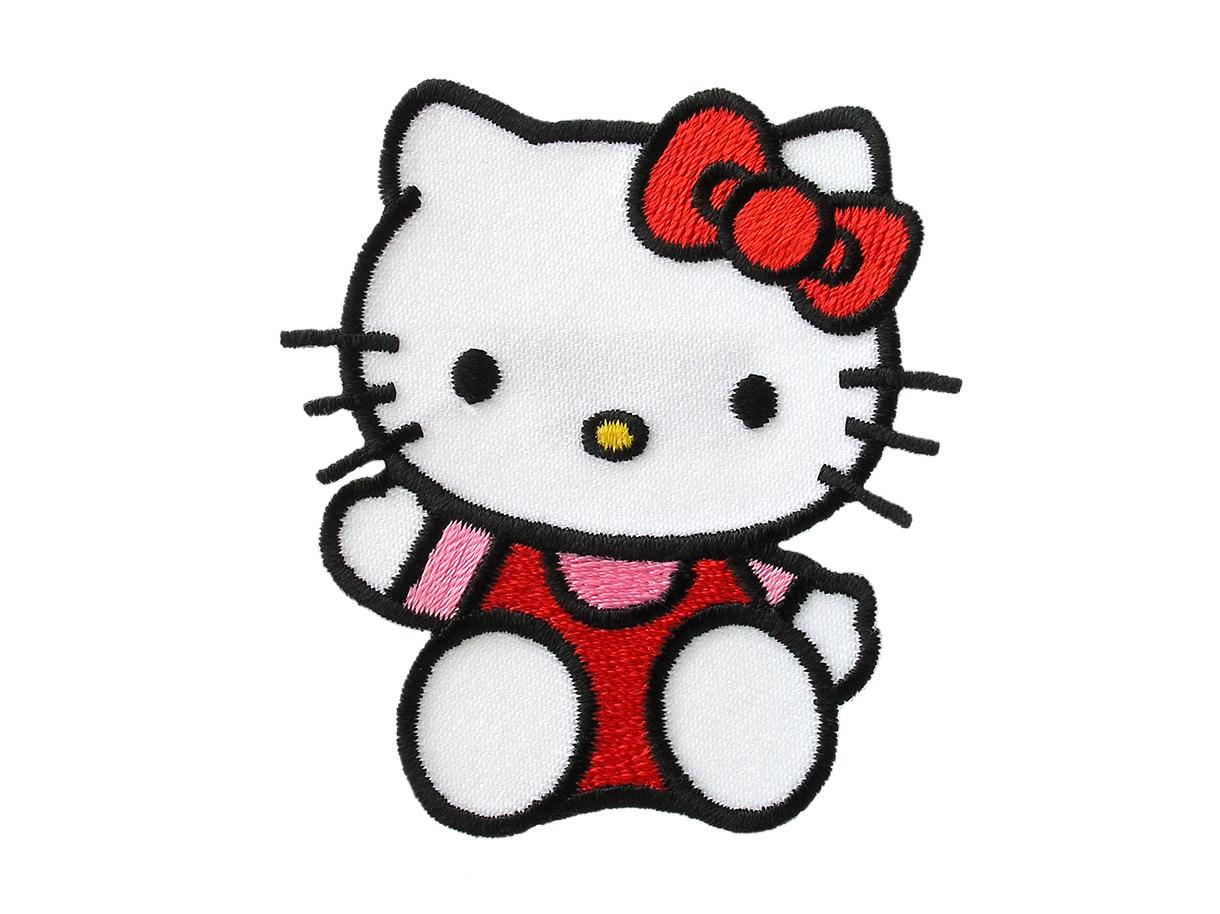 Wollladerl Hello Kitty